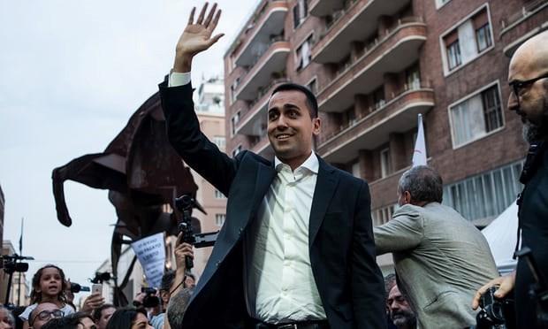 Italy: Lanh dao M5S muon thoa hiep voi Tong thong Sergio Mattarella hinh anh 1