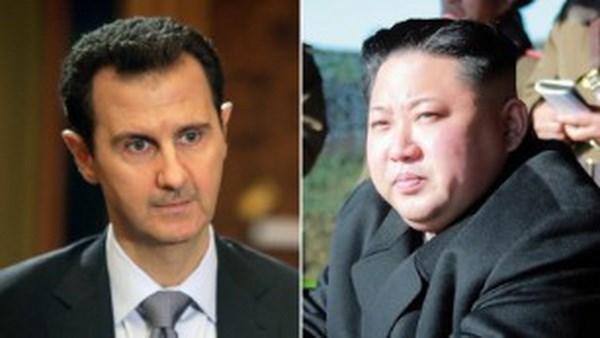 KCNA: Tong thong Syria se gap nha lanh dao Kim Jong-un tai Trieu Tien hinh anh 1
