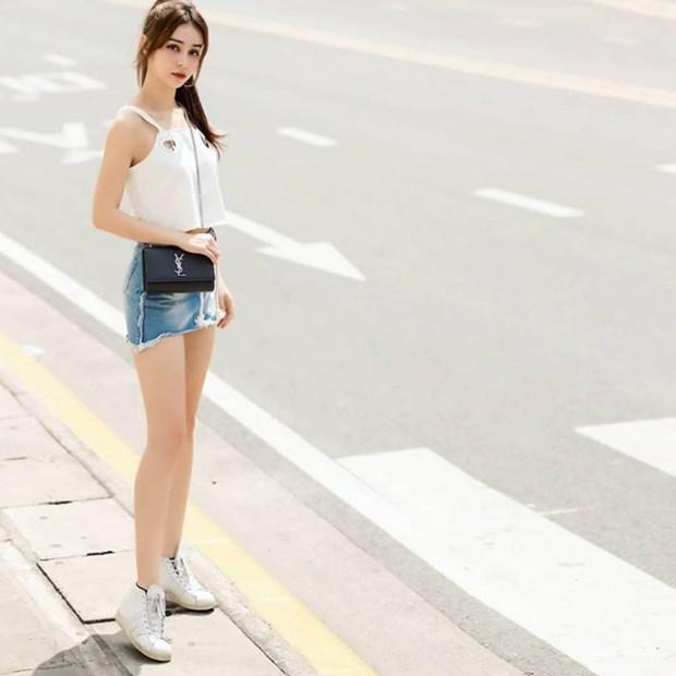 My nhan Viet khoe nhan sac dinh cao voi street style sanh dieu hinh anh 16