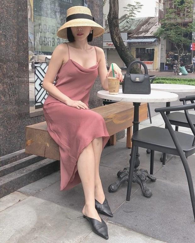 My nhan Viet khoe nhan sac dinh cao voi street style sanh dieu hinh anh 2