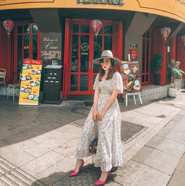 My nhan Viet khoe nhan sac dinh cao voi street style sanh dieu hinh anh 12