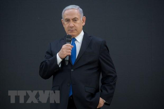 Thu tuong Israel khong bat ngo truoc y dinh lam giau urani cua Iran hinh anh 1