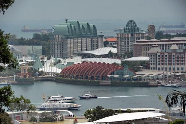 Singapore them dao nghi duong Sentosa vao khu vuc dac biet hinh anh 1