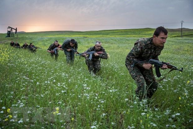 Tho Nhi Ky muon giai giap vu khi cua luc luong YPG tai Syria hinh anh 1