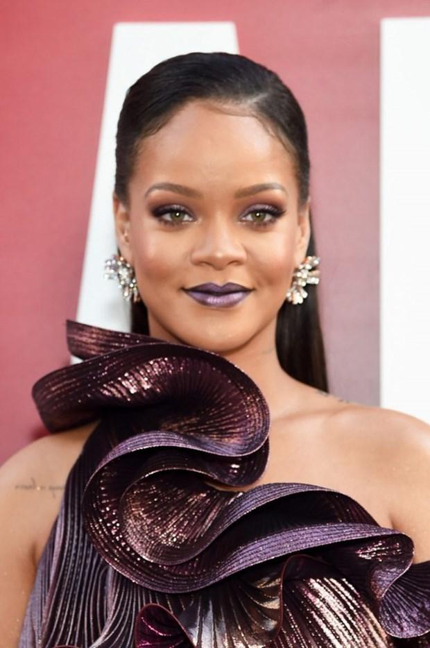 Rihanna sang chanh tuyet doi tren tham do ra mat phim Ocean's 8 hinh anh 4