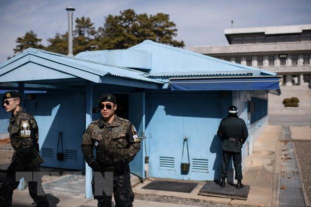 Han Quoc tim hai cot binh sy mat trong Chien tranh Trieu Tien tai DMZ hinh anh 1