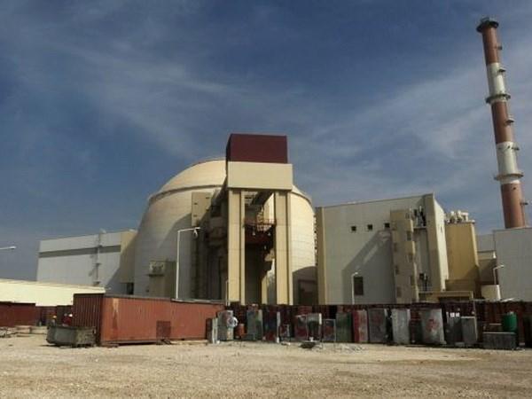 Iran thong bao IAEA ve ke hoach tang cuong lam giau urani hinh anh 1