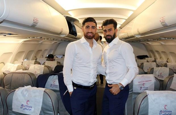 """Vua den Nga, tuyen Iran gay """"xon xang"""" vi ve ngoai qua dep trai hinh anh 7"""