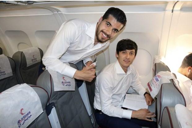 """Vua den Nga, tuyen Iran gay """"xon xang"""" vi ve ngoai qua dep trai hinh anh 11"""