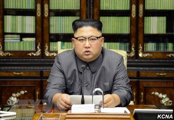 Bloomberg: Ong Kim Jong-un lo so nguy co bi am sat khi toi Singapore hinh anh 1