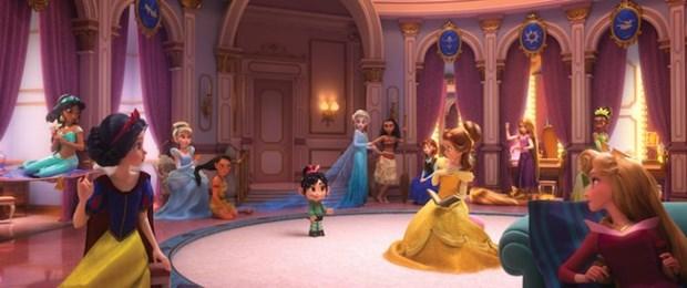 Disney moi dan cong chua sieu hot xuat hien trong Wreck-It-Ralph 2 hinh anh 3