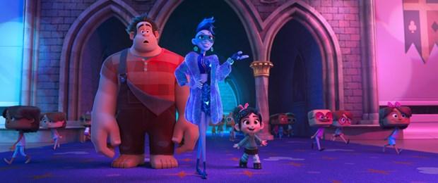 Disney moi dan cong chua sieu hot xuat hien trong Wreck-It-Ralph 2 hinh anh 2