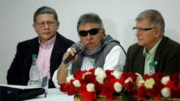My chinh thuc yeu cau Colombia dan do cuu lanh dao FARC hinh anh 1