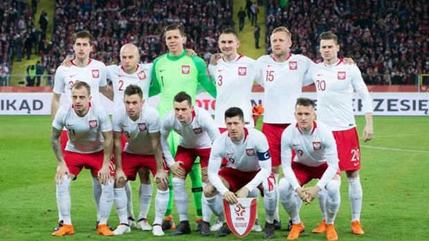 Ba Lan - Ung vien sang gia nhat cua bang H tai World Cup 2018 hinh anh 1