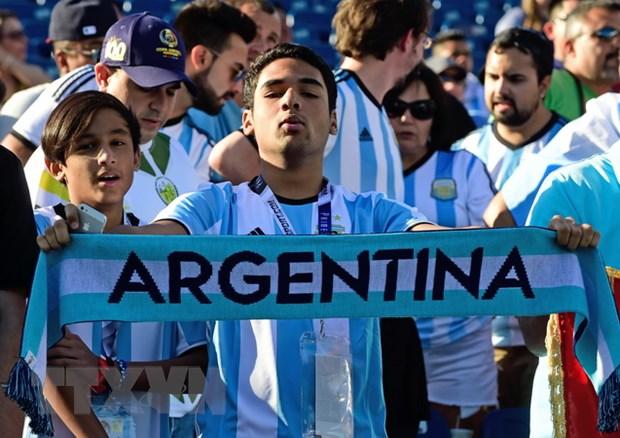 Argentina, Brazil mo lanh su tam thoi tai St.Petersburg dip World Cup hinh anh 1