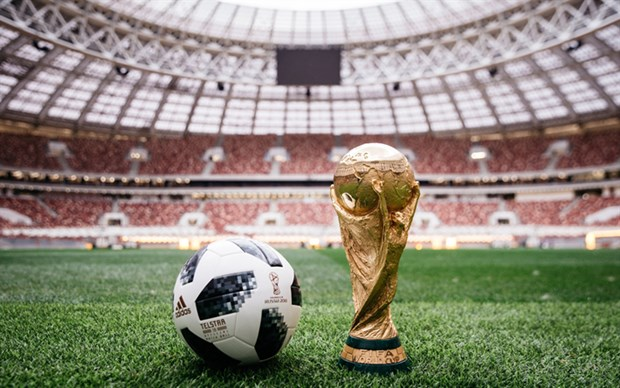 World Cup 2018: Cup Vang FIFA ket thuc tour vong quanh the gioi hinh anh 1