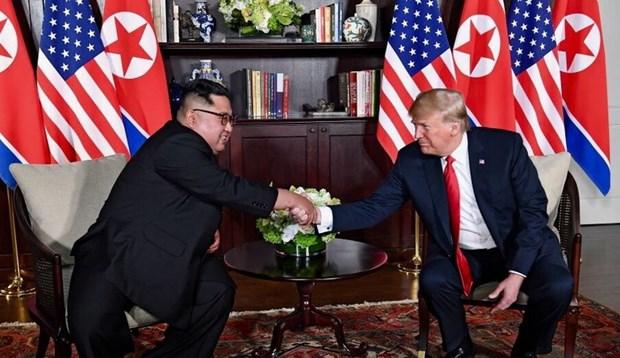 Quan chuc My: Ong Trump se ky cam ket tiep tuc doi thoai voi Trieu hinh anh 1