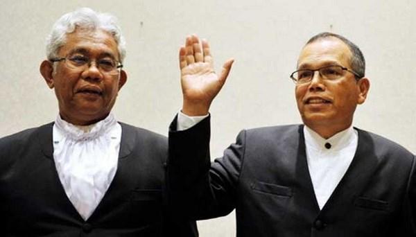 Malaysia: Hai chanh an do cuu thu tuong Razak bo nhiem da tu chuc hinh anh 1