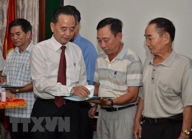 Campuchia cho phep Hoi Khmer-Viet Nam vao danh sach cua Bo Noi vu hinh anh 1
