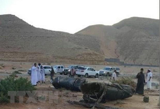 Saudi Arabia tuyen bo danh chan ten lua dan dao tu Yemen hinh anh 1
