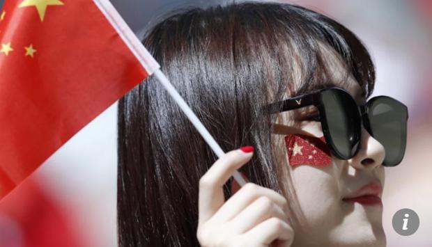 Gan 60% so fan nu Trung Quoc mua ve toi Nga xem World Cup hinh anh 1