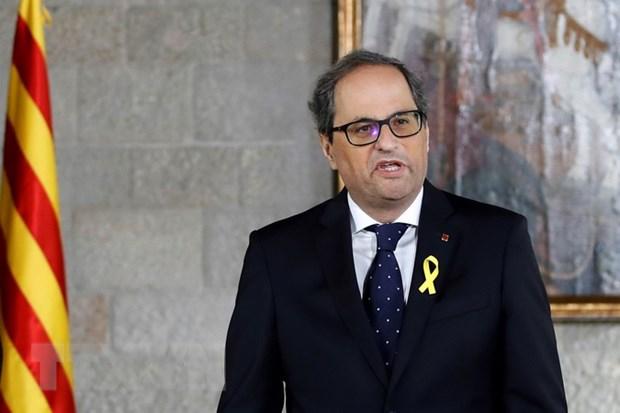 Lanh dao vung Catalonia