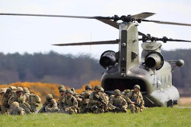 NATO cong bo chien luoc moi ung pho voi moi tinh huong hinh anh 1