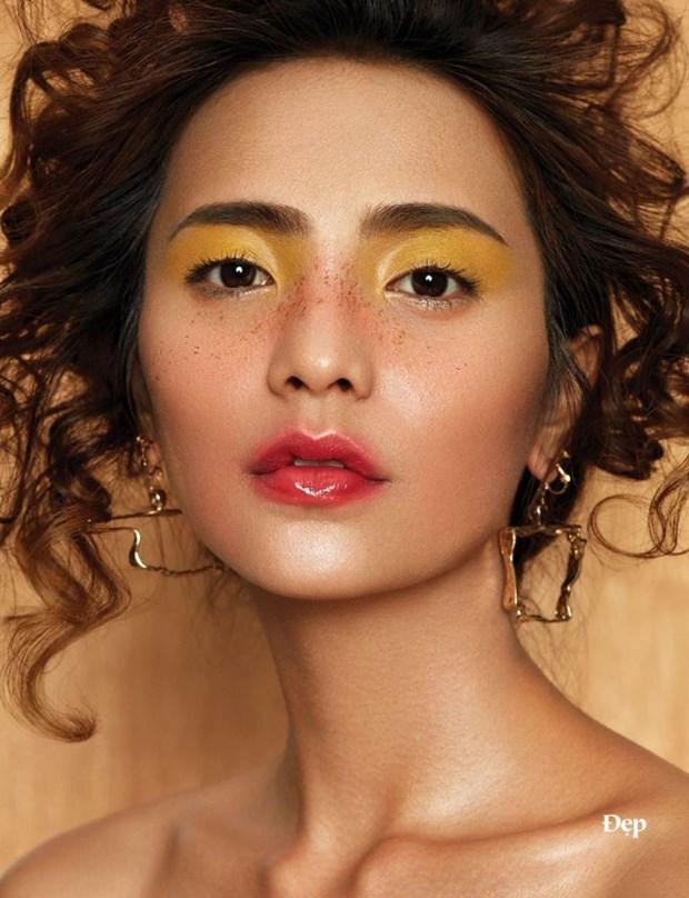 """Diem nhan hoan my tu nhung kieu makeup """"dep khong tuong"""" hinh anh 2"""