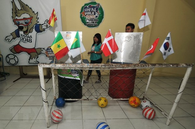 Bau cu Indonesia: Doi ap tai hom phieu bi tan cong, 3 nguoi chet hinh anh 1