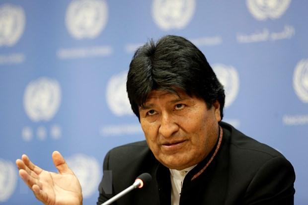 Bolivia phan doi My dua vao danh sach den ve nan buon nguoi hinh anh 1