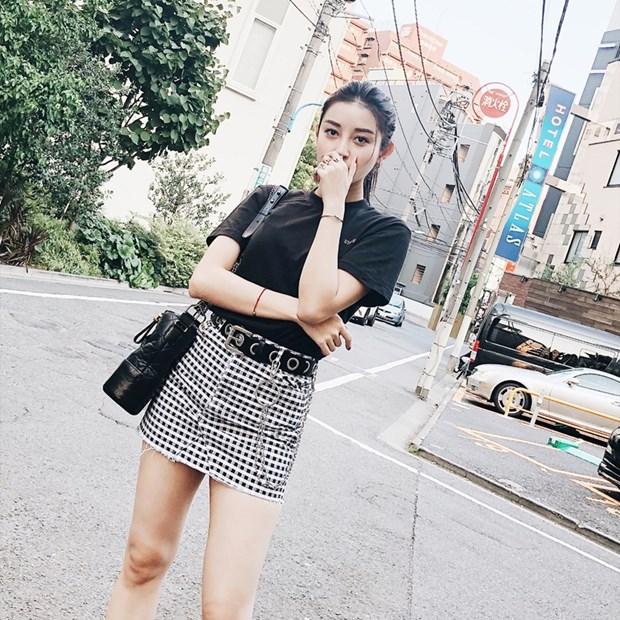 """Street style """"chat lu"""" cua dan sao Viet nhung ngay nong dinh diem hinh anh 6"""