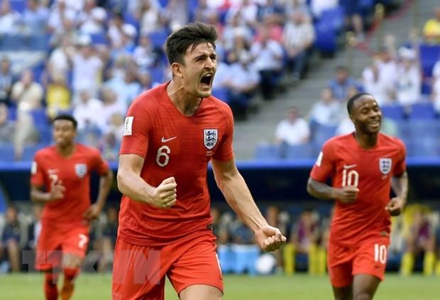 World Cup 2018: Harry Maguire - Nguoi hung tu dang sau cua tuyen Anh hinh anh 1