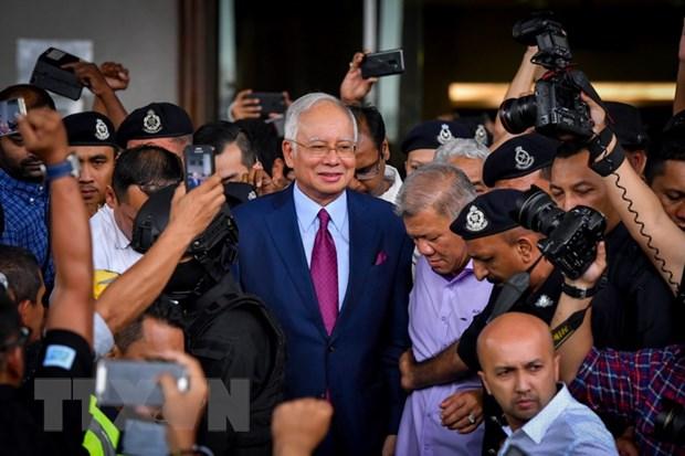 Canh sat Malaysia tiep tuc trieu tap cuu Thu tuong Najib ve vu 1MDB hinh anh 1