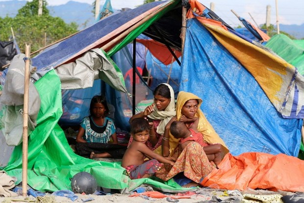 Reuters: Bao luc nham vao nguoi Rohingya van tiep dien tai Myanmar hinh anh 1