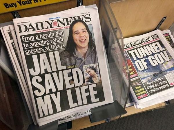 Bao New York Daily News sa thai Tong bien tap va nua so bien tap vien hinh anh 1