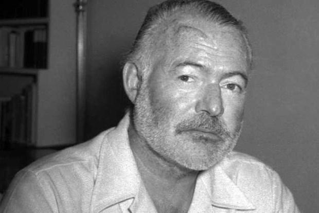 Phat hanh sach moi cua tieu thuyet gia noi tieng nguoi My Hemingway hinh anh 1