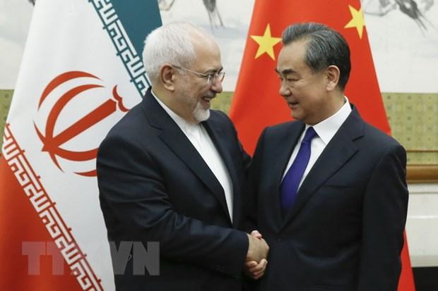 Trung Quoc se tiep tuc hop tac va duy tri quan he voi Iran hinh anh 1