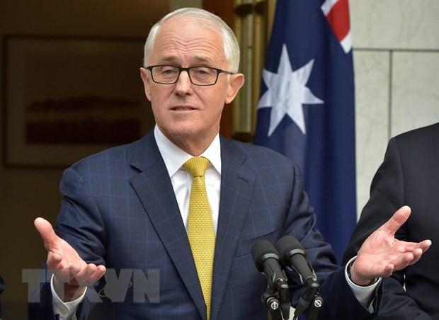 Cuu Thu tuong Australia Turnbull rut khoi ghe nghi sy trong Quoc hoi hinh anh 1