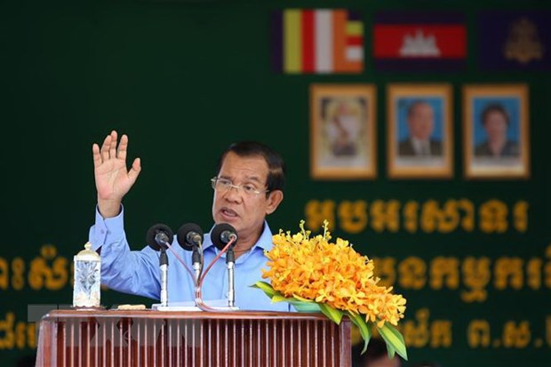Quoc hoi Campuchia xac nhan ong Hun Sen la Thu tuong nhiem ky ke tiep hinh anh 1