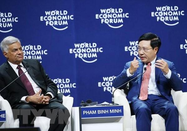 WEF ASEAN: Viet Nam ung ho sang kien ton trong chu quyen cua cac nuoc hinh anh 2
