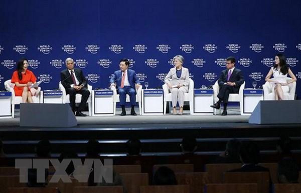 WEF ASEAN: Viet Nam ung ho sang kien ton trong chu quyen cua cac nuoc hinh anh 1