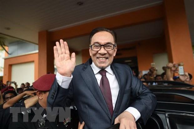 Malaysia: Cuu Pho Thu tuong Anwar tung buoc tro lai chinh truong hinh anh 1