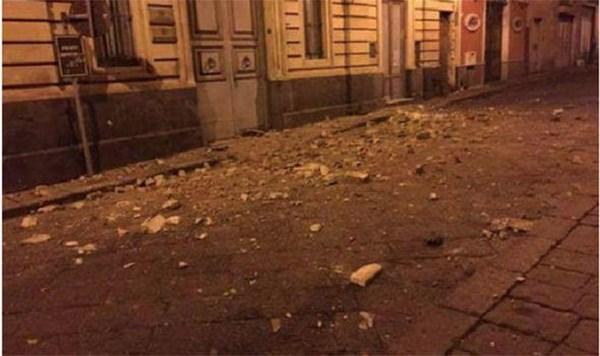 Italy: Dong dat lam rung chuyen dao Sicily, hang chuc nguoi bi thuong hinh anh 1