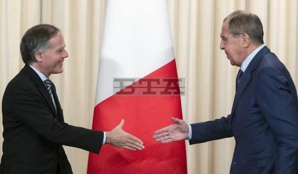 Ngoai truong Lavrov keu goi cai thien va tang doi thoai Nga-EU hinh anh 1