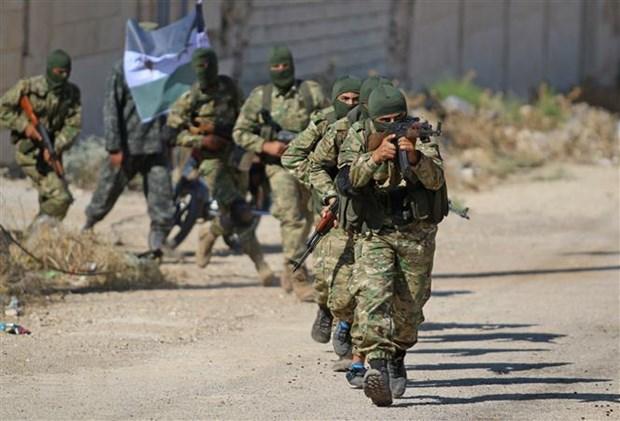 Nga: Giai quyet van de Syria, Ukraine can dua tren nghi quyet cua HDBA hinh anh 1