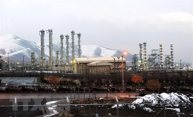 IAEA va Nga thao luan ve viec thuc thi thoa thuan hat nhan Iran hinh anh 1
