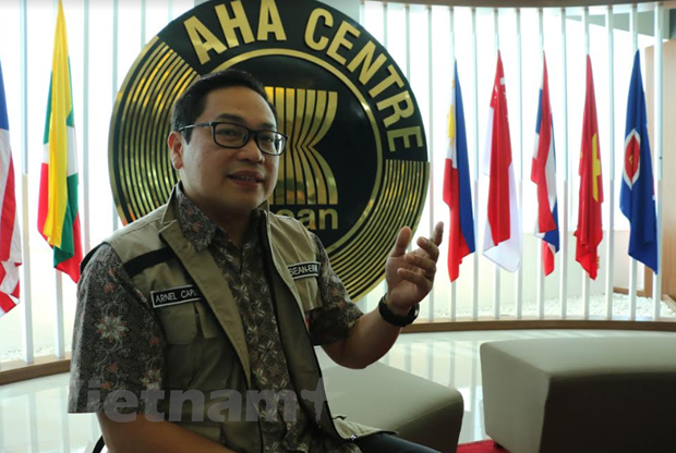 Dong dat o Indonesia: Vai tro cua ASEAN trong khac phuc hau qua hinh anh 1