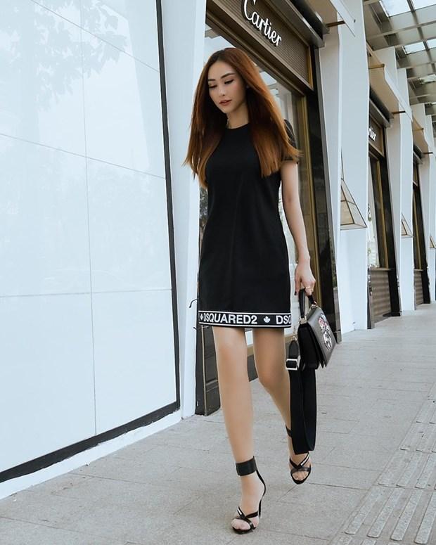 Thanh Hang, Ha Tang va dan my nhan ghi diem voi street style an tuong hinh anh 18
