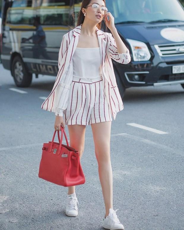 Thanh Hang, Ha Tang va dan my nhan ghi diem voi street style an tuong hinh anh 17
