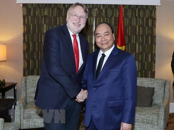 Uy ban chau Au thong qua Hiep dinh thuong mai tu do Viet Nam-EU hinh anh 1